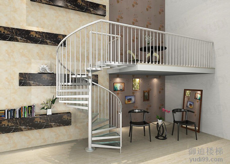 Spiral staircase YD-601