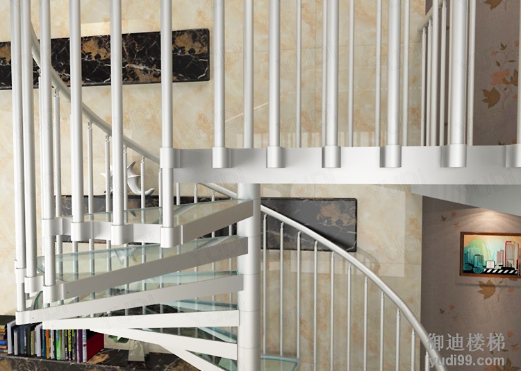 Customized buy spiral staircase suppliers for indoor-2
