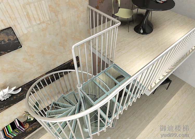 Customized buy spiral staircase suppliers for indoor-1