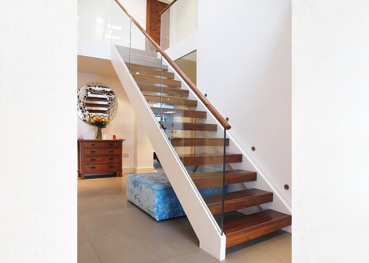YUDI Stairs u shaped stair design factory price for aprtment-1