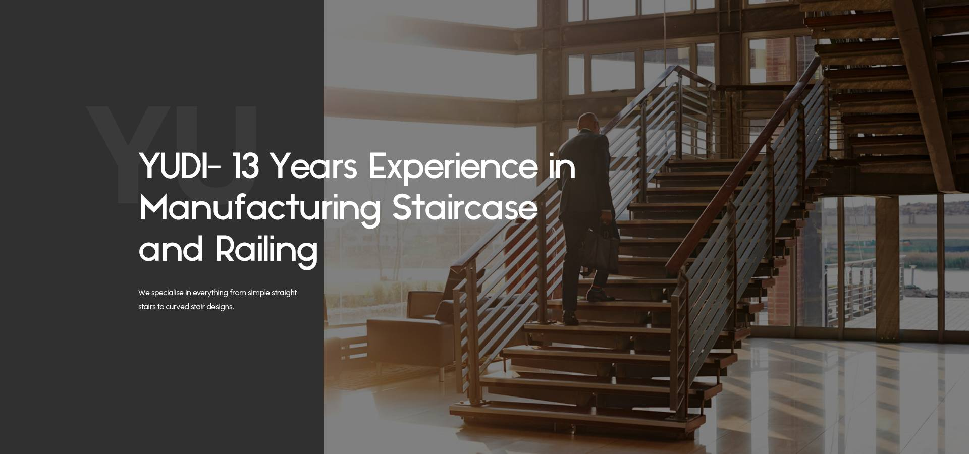 All kinds of staircase supplier