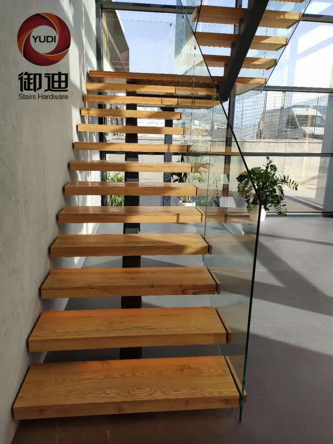 Professional stair kits price for villa-2
