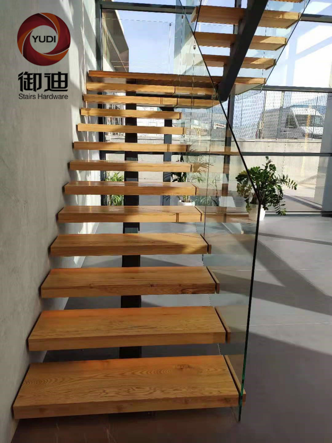 Professional stair kits price for villa