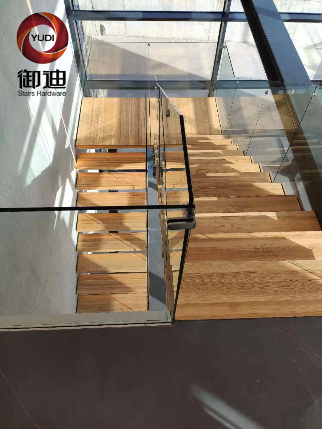 Professional stair kits price for villa-1
