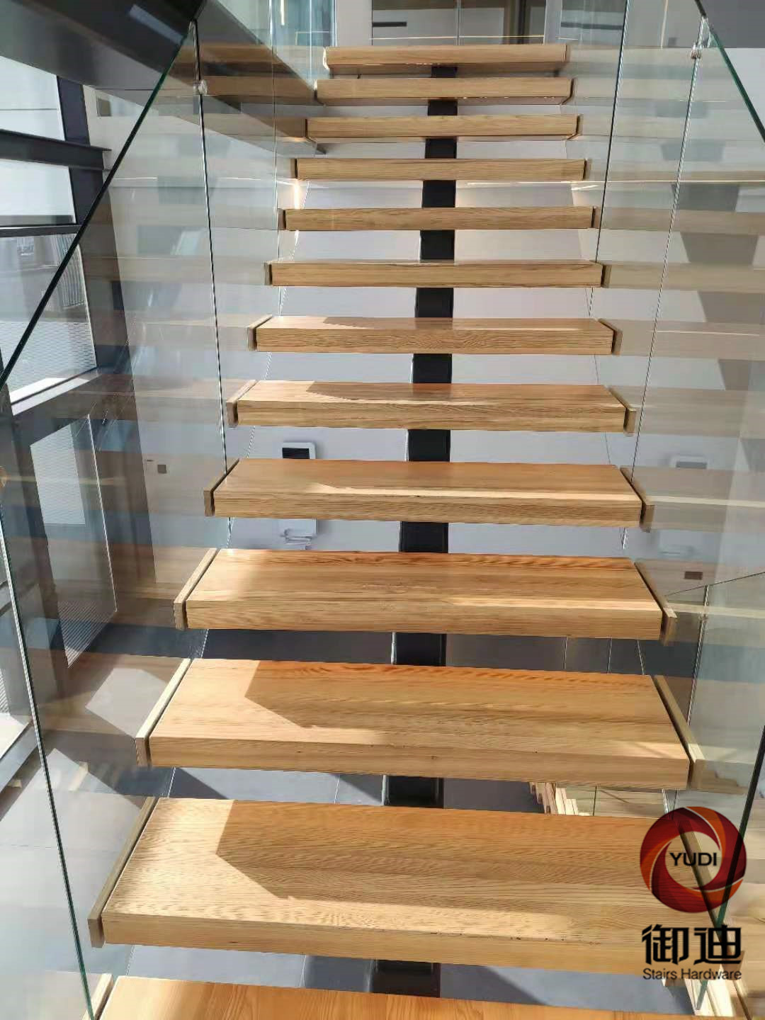 Professional stair kits price for villa-5