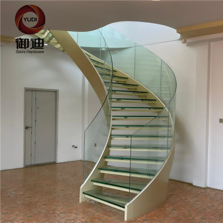 Best space saving stairs manufacturers for villa-3