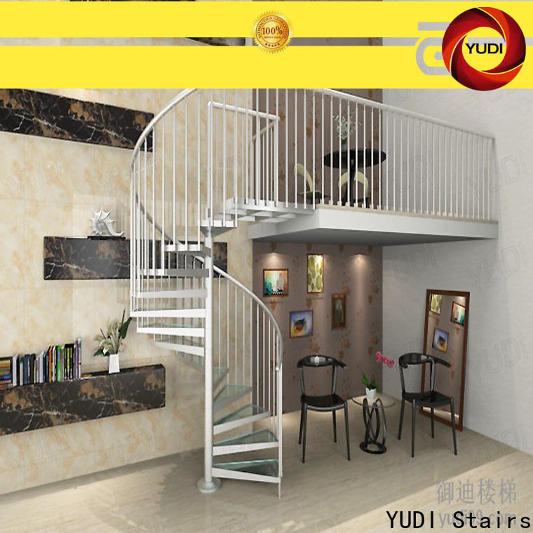 Quality buy spiral staircase suppliers for house