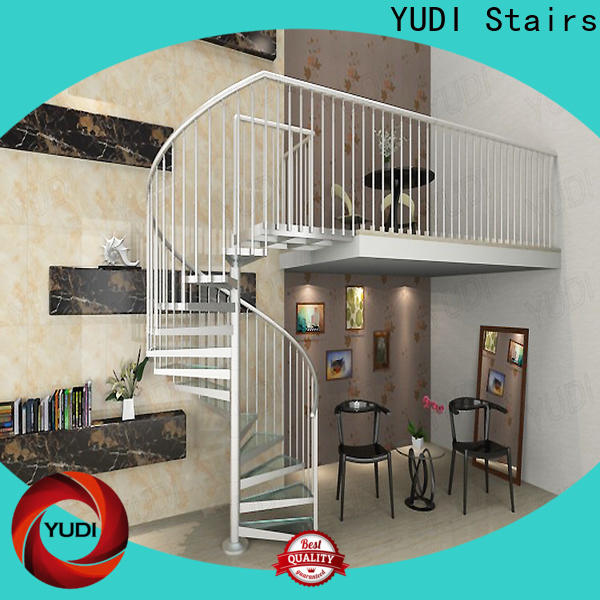 Customized buy spiral staircase suppliers for indoor