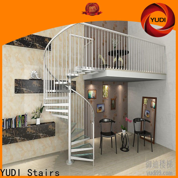 Customized buy spiral staircase vendor for aprtment