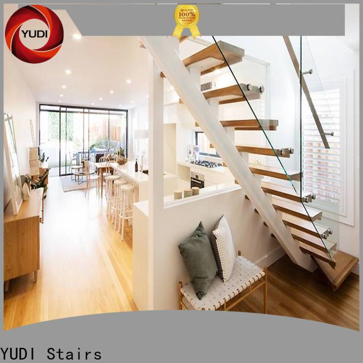 Latest straight stairs suppliers for residential