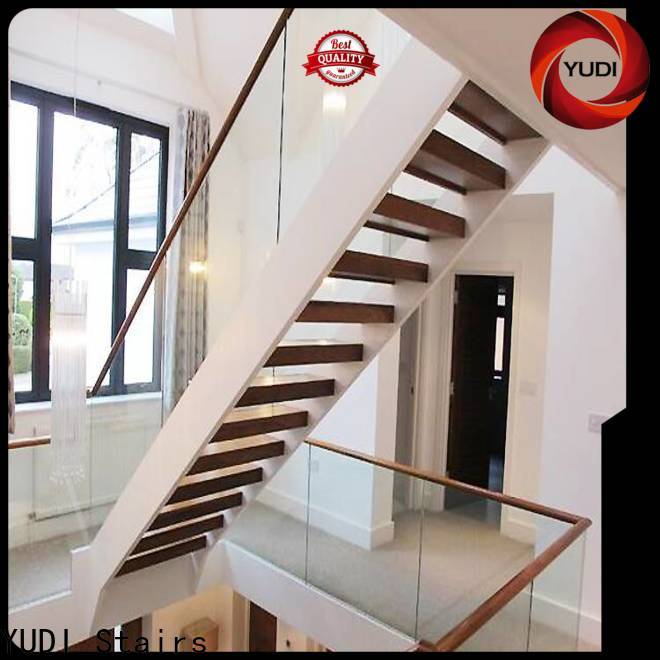 New u shaped staircase cost for public project