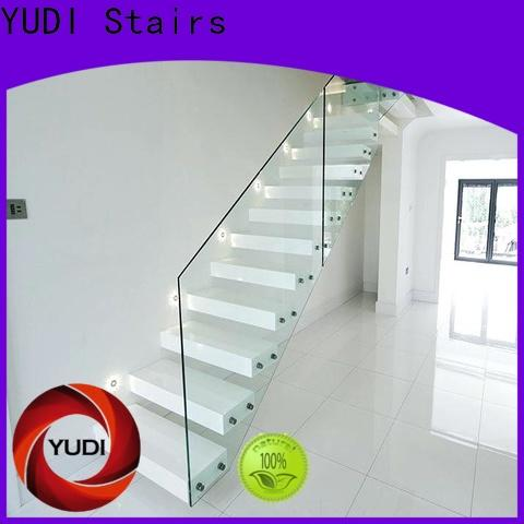 YUDI Stairs floating staircases price for villa