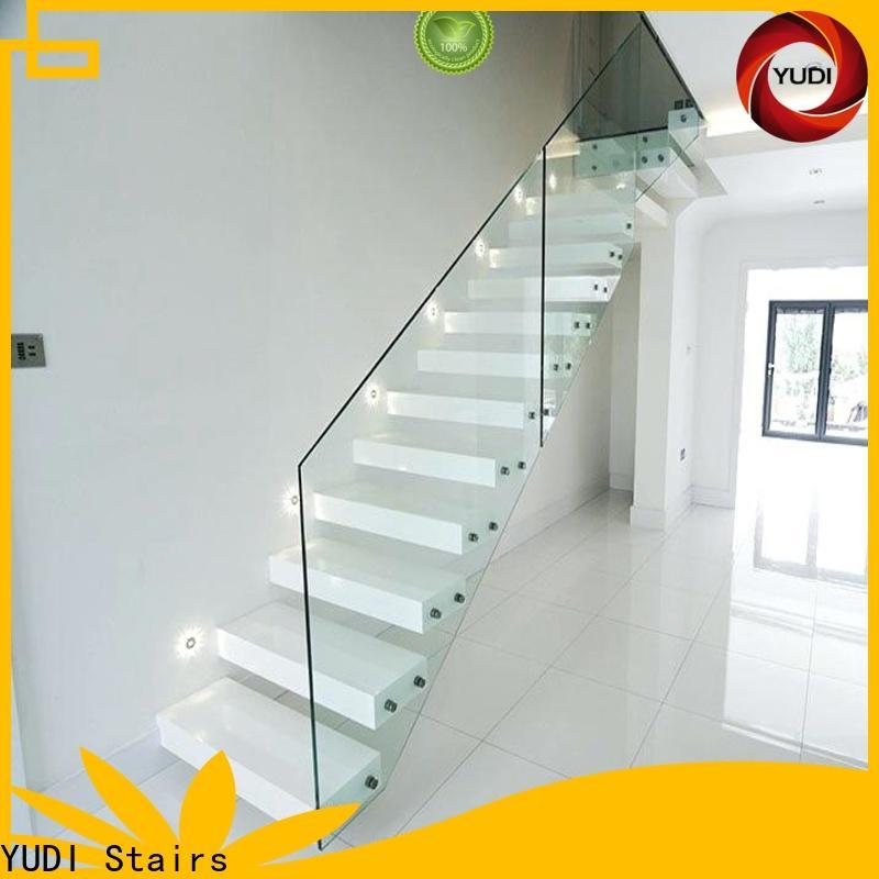 YUDI Stairs Top floating steps price