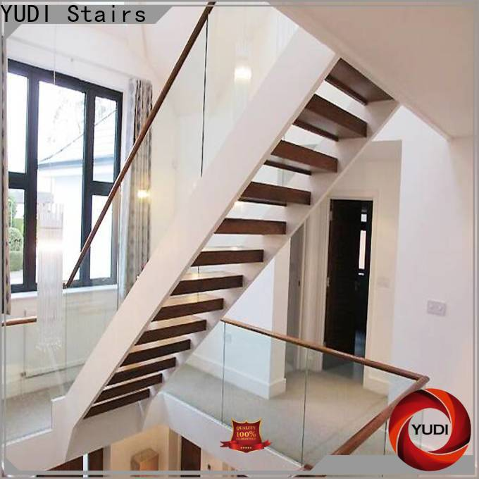 Professional u stairs for public project