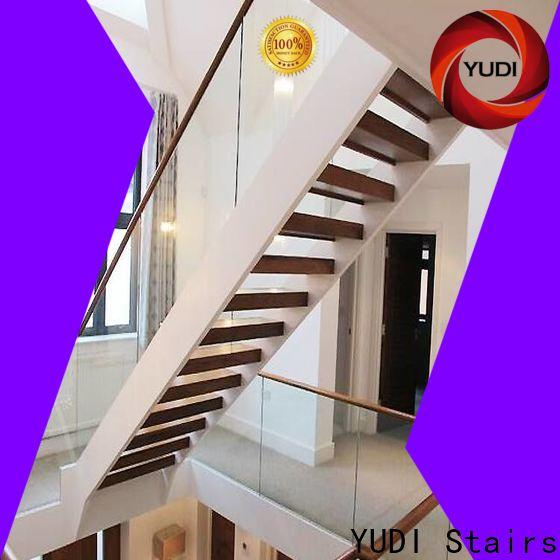 YUDI Stairs modern u shaped staircase price for home