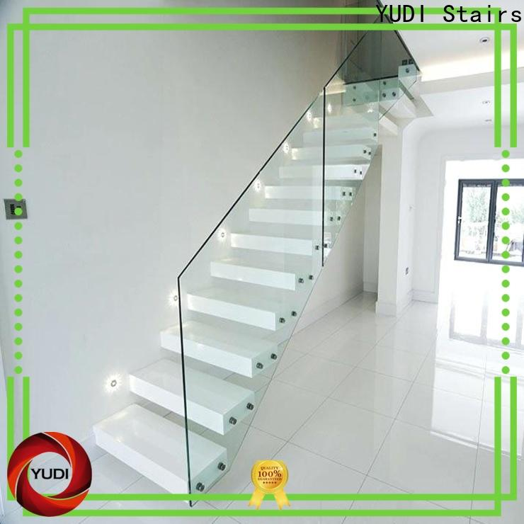 Top building floating stairs vendor for villa