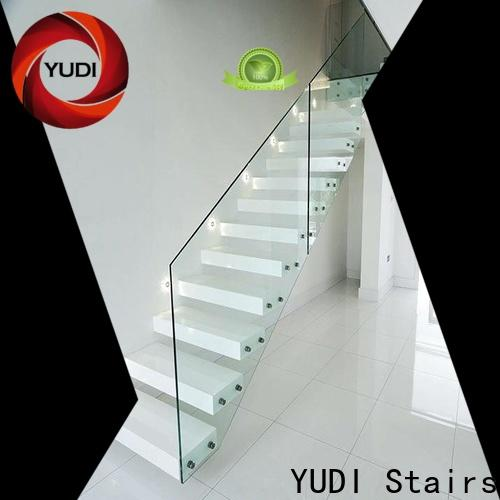 YUDI Stairs floating staircase prices factory price