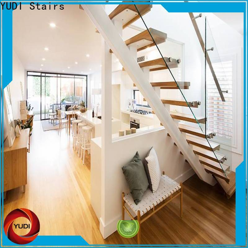 High-quality straight stairs price for residential