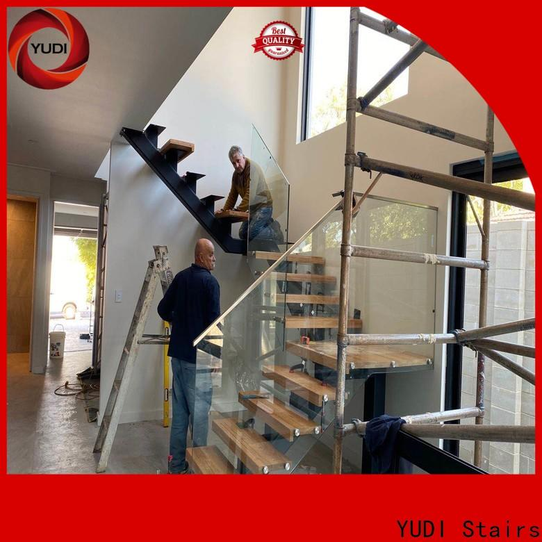 YUDI Stairs High-quality straight stairs for aprtment