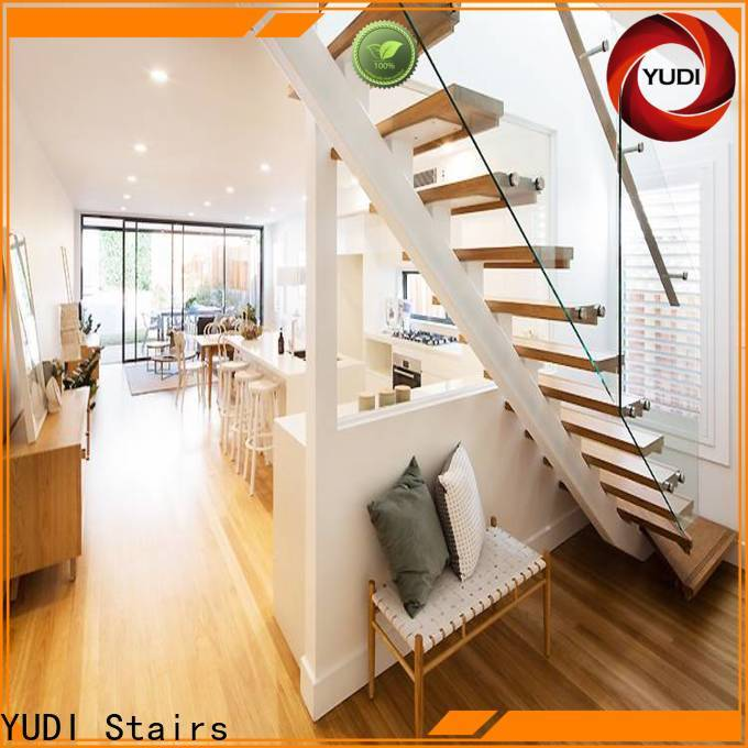 YUDI Stairs Custom made interior stairs design for residential