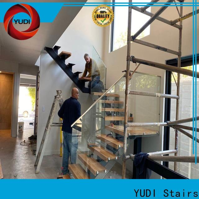 Professional residential stairs factory price for commercial use