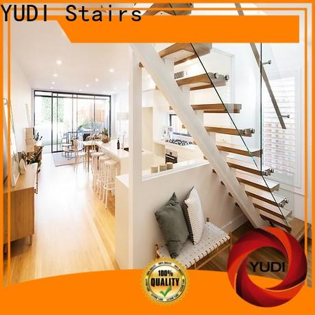 YUDI Stairs best stairs design wholesale for commercial use