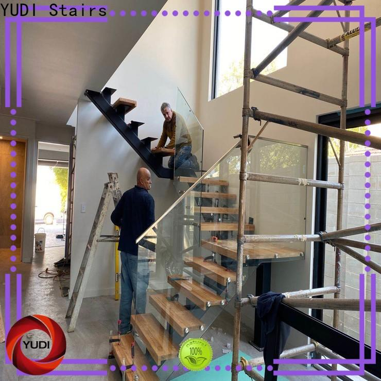 Top space saving stairs design vendor for home