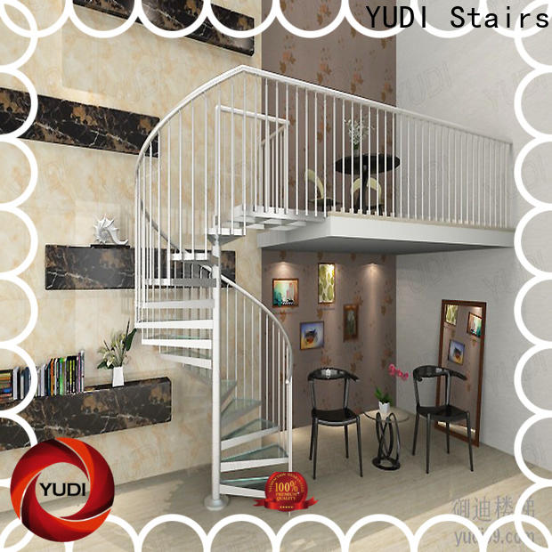 New commercial spiral staircase price for aprtment