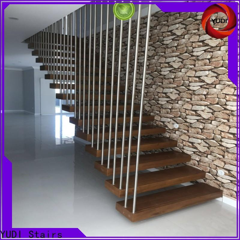 YUDI Stairs floating staircases wholesale for hotel