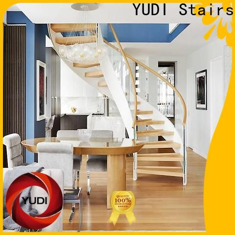 Best curved concrete staircase wholesale for indoor
