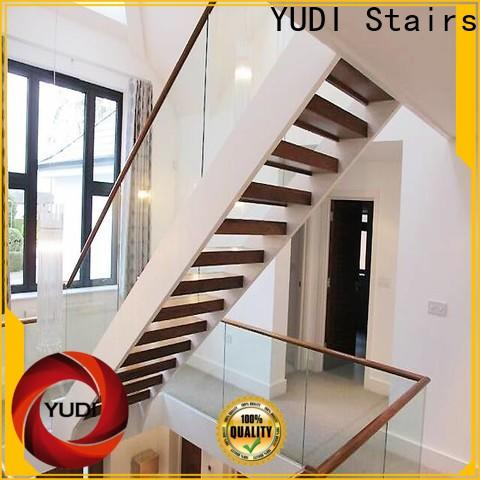 YUDI Stairs staircase types manufacturers for residential
