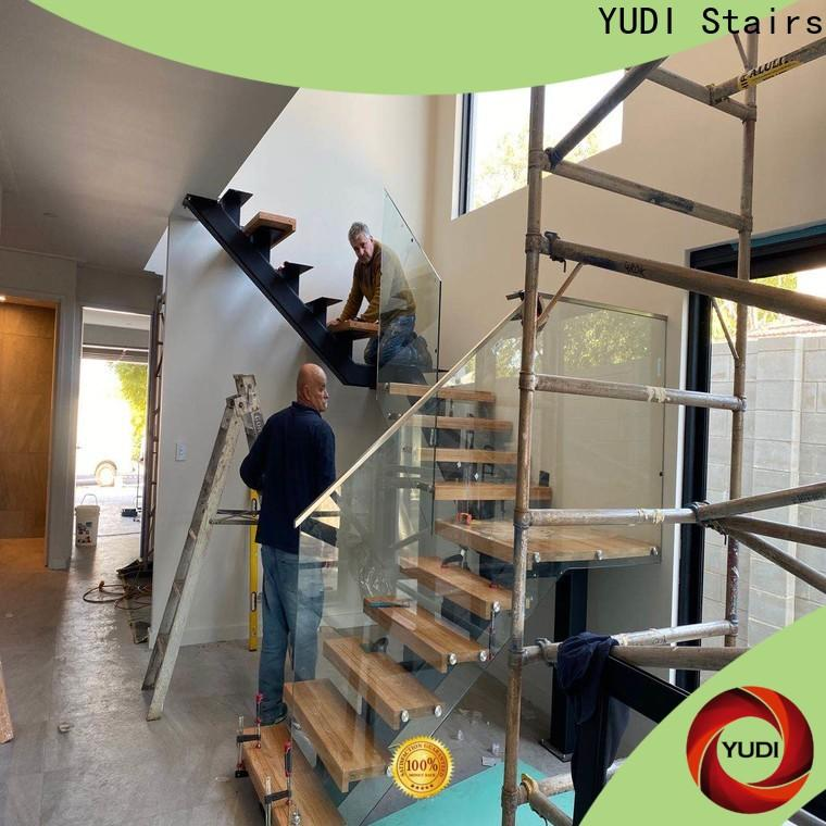 YUDI Stairs residential stairs price for commercial use