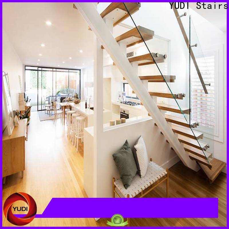 Custom made internal stairs design price for aprtment