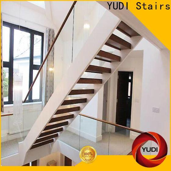Latest u stairs factory for commercial