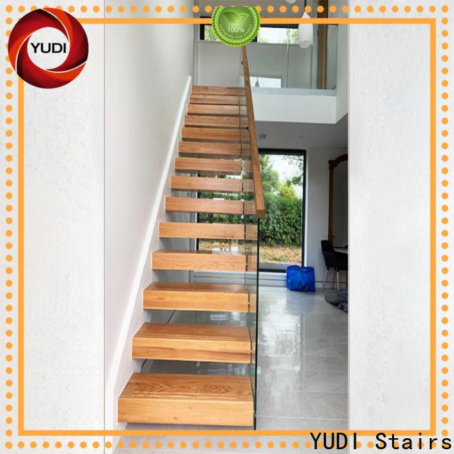 YUDI Stairs floating stairs for sale manufacturers