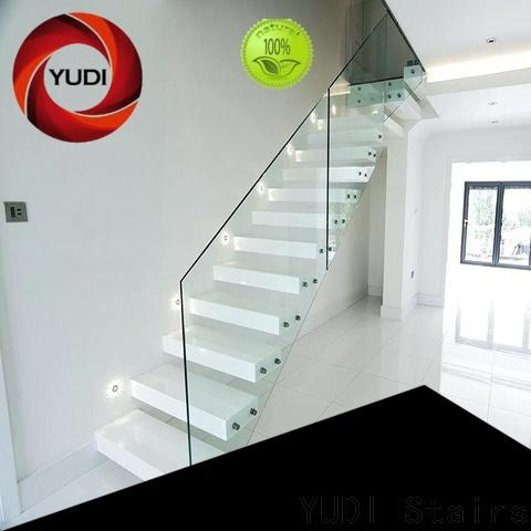 YUDI Stairs floating spiral staircase