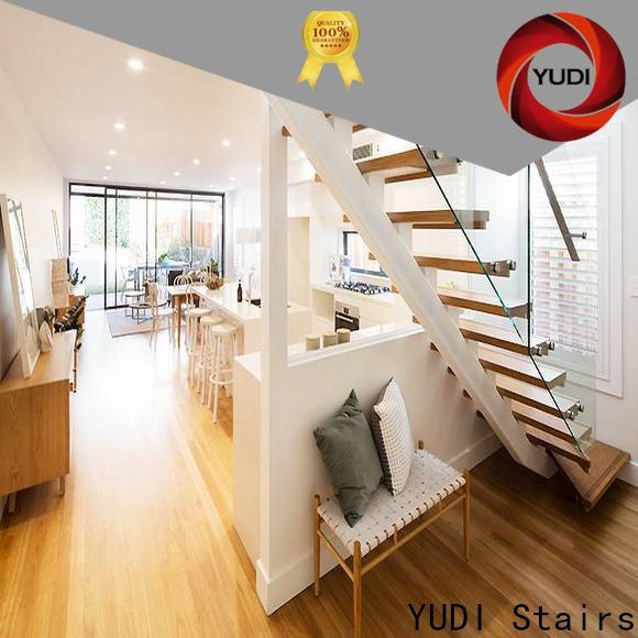 YUDI Stairs residential stairs suppliers for aprtment