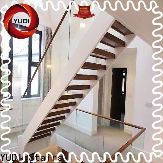 YUDI Stairs u shaped staircase design ideas cost for home