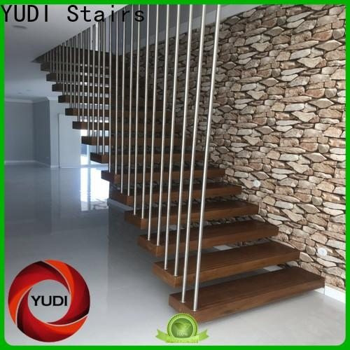 floating spiral staircase wholesale for office building