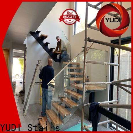 YUDI Stairs best stairs design suppliers for villa