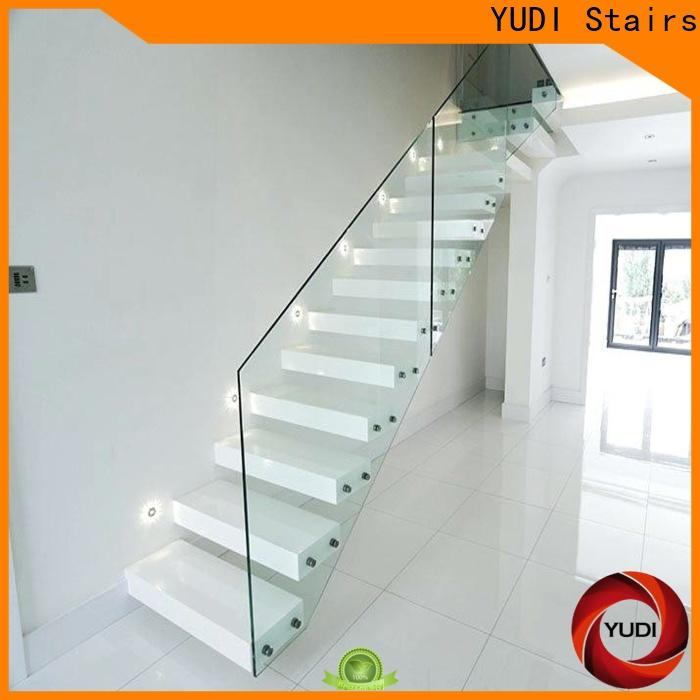 YUDI Stairs Quality floating staircases wholesale for hotel