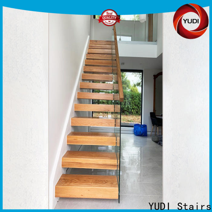 YUDI Stairs floating stairs for sale price for hotel