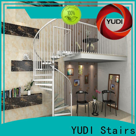 YUDI Stairs small spiral staircase wholesale for aprtment