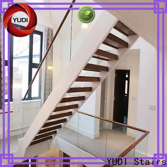 Latest u stairs manufacturers for aprtment