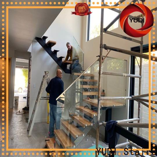 straight stair supply for aprtment