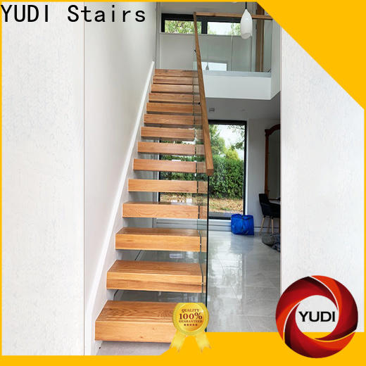 floating staircases supply for hotel