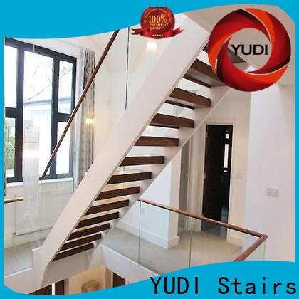 YUDI Stairs Top U Shape Stair factory for residential