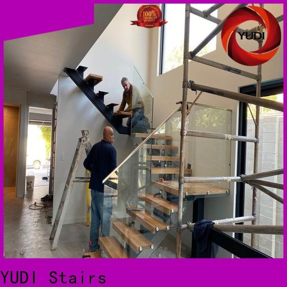 YUDI Stairs High-quality interior stairs design supply for home