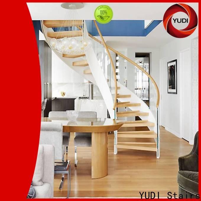 YUDI Stairs half round stairs for aprtment