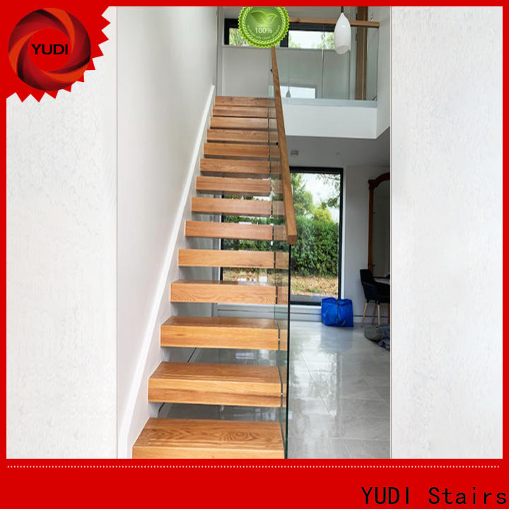 YUDI Stairs floating stairs suppliers